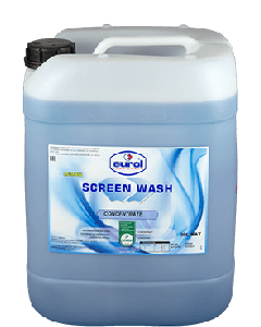Eurol Screenwash Lemon Ready to Use (20L)